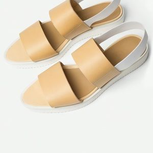 Everlane: Street Sandal in Nude